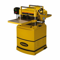 Powermatic 1791213 15 inch Planer w/ Byrd SHELIX Helical Cutterhead