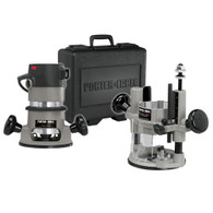 Porter Cable 693LRPK 1-3/4 HP Fixed & Plunge Base Router Combo Kit