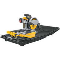 DeWalt D24000 10 inch Heavy Duty Wet Tile Saw