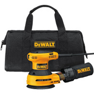 DeWalt D26453K 5 inch Variable Speed Random Orbit Sander Kit Heavy Duty