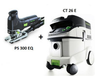 Festool P26561097 CT 26E/PS 300 EQ Package Deal