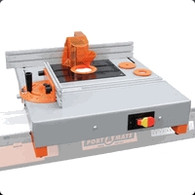 HTC Portamate PM7010 Quick-Mount Router Table for PM7000