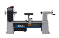 Delta 46-460 12-1/2 in. Variable Speed Midi Lathe