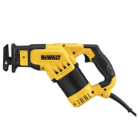 DeWalt DWE357 10 Amp Compact Reciprocating Saw Kit With Bag