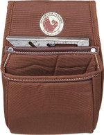 Occidental Leather 8384 Stronghold Rafter Square Universal Back Bag - Brown