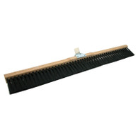 Marshalltown 16630 30 Inch Large Wood Concrete Broom