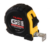 Tajima G-16BW G-Series 16 foot Tape Measure