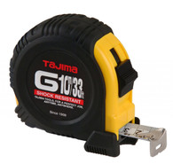 Tajima G-33MBW 33 Foot G-Series Shock Resistant Tape Measure