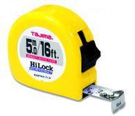 Tajima HL-16/5MBW 16 Ft Standard 5 Meter 3/4 In Dual Scale Tape Measure