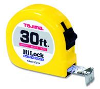 Tajima HL-30BW 30 Foot Standard Scale 1 Inch Tape Measure