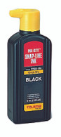 Tajima PSB2-180 Ink-Rite Quick Dry Snap-Line Ink Black