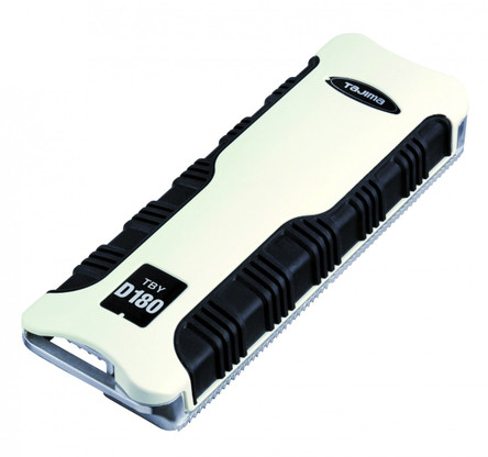 Tajima TBYD-180 Bi-Directional Combo Drywall Rasp 3 Grinding Sections