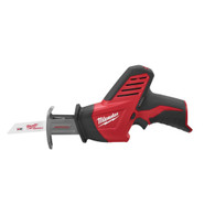 Milwaukee 2420-20 12V M12 Li-Ion Cordless Hackzall Recip Saw Tool Only