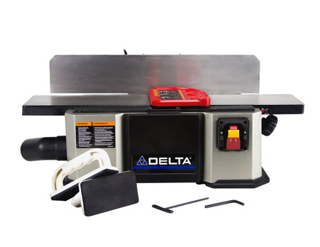 Delta 37 071 6 inch midi bench jointer Bench planer