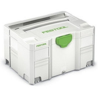 Festool 497565 SYS 3 Empty Systainer T-Loc Container (replaces 445596)
