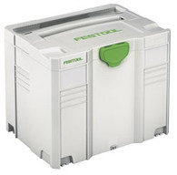 Festool 497566 SYS 4 Empty Systainer T-Loc Container (replaces 445597)