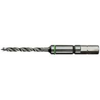 Festool 492512 CE HSS 3mm Steel Drill Bit