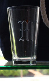 Pint Glasses set of 4