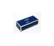 Lacquered Pencil Box Navy