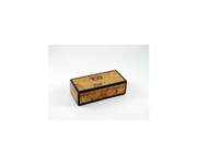 Lacquered Pencil Box Walnut