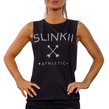 Slinkii Warrior Tank - Black - BACK IN STOCK