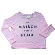 Sundry Ma Maison Raglan | Sundry at Fire and Shine | Womens long-sleeve tops