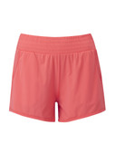 Air Shorts in Bright Orange | Wellicious at Fire and Shine | Womens Shorts