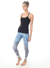 Rio Legging - Galactic Paisley | Nux at Fire and Shine | Womens Leggings