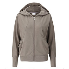Jam Jacket - Calm Grey | Wellicious at Fire and Shine | Womens Jacket and Hoodies
