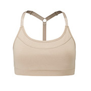 Control Bra - Nude | Wellicious at Fire and Shine | Womens Crops