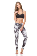 Scrunchy Leggings in Marble | Body Language at Fire and Shine | Womens Leggings
