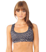 Jungle Fever Muscle Crop Grey | Lurv at Fire and Shine | Womens Crops