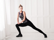 Trick 7/8 Leggings in Black   Wellicious at Fire and Shine   Womens Leggings