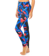 Nuts and Crackers Legging in Black   Lurv at Fire and Shine   Womens Leggings