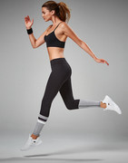 Zoe Legging in Runway Black | Lilybod at Fire and Shine | Womens Leggings