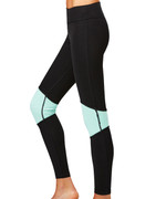Milla Legging in Licorice Rush   Lilybod at Fire and Shine   Womens Leggings