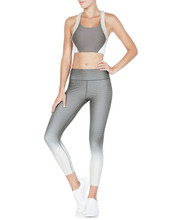 Rockell 7/8 Tights in Ombre Grey | Vie Active at Fire and Shine | Womens Leggings