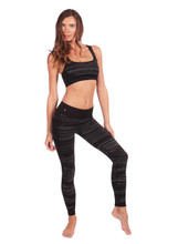Journey Legging in Black | Nux at Fire and Shine | Womens Leggings