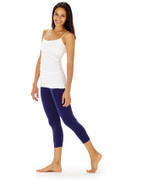 Long Cami in White | Hyde at Fire and Shine | Womens Tanks