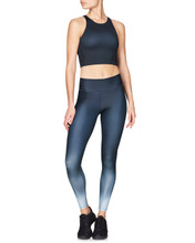 Rockell 7/8 Twilight Ombre | Vie Active at Fire and Shine | Womens Leggings
