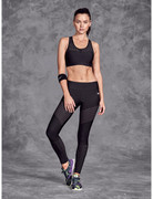 Set The Standard Tights   Running Bare at Fire and Shine   Womens Leggings