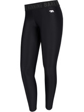 Vixen Full Length Tights Black | Running Bare at Fire and Shine | Leggings