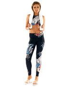 Rumble In The Jungle Legging | Lurv at Fire and Shine | Womens Leggings