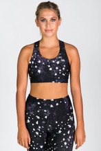 Power Up Crop | Running Bare at Fire and Shine | Womens Crops