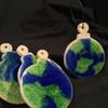 Planet Earth Ornaments