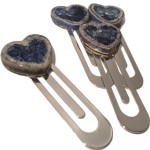purple heart bookmarks