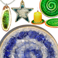 Recycled Glass Gift Ideas and Sustainable Products Made in the USA