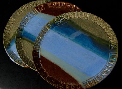 communion plates