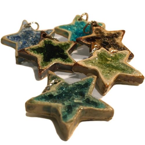 pendants stars