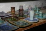 glass pottery